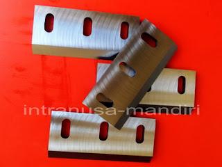 pisau industri, crusher, pisau giling plastik, pisau cacah plastik, pisau granulator, pisau industri intranusa mandiri sidoarjo 11