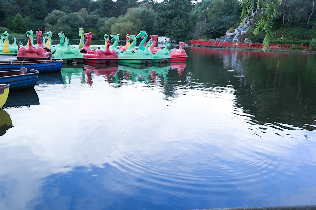 peasholm lake boats scarborough