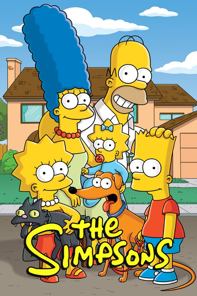 The Simpsons (TV Series 1989– ) ταινιες online seires oipeirates greek subs