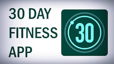 تطبيق-30-Day-Fitness-Challenge-للياقة-البدنية