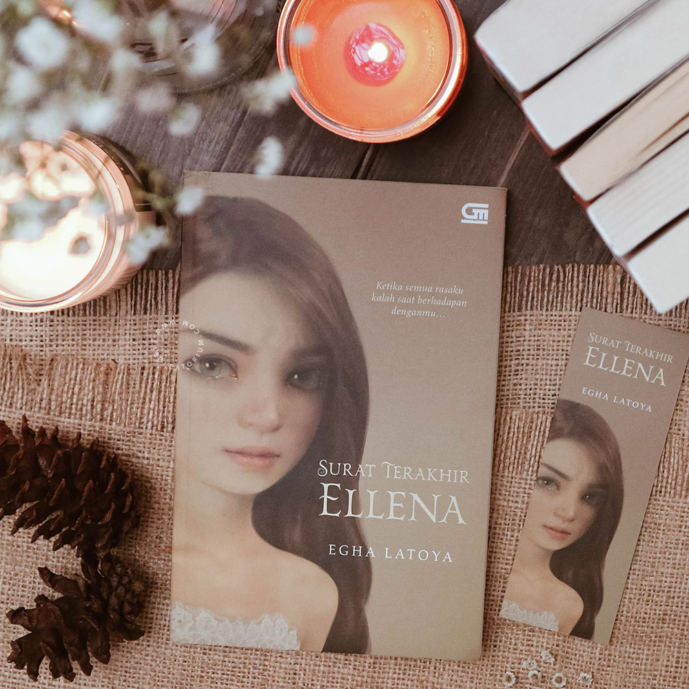 Surat Terakhir Ellena by Egha Latoya - Book Review