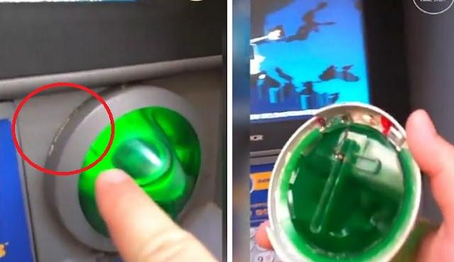 Ini Dia Ciri-Ciri ATM Dipasangi Alat Skimmer