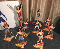 San Diego Comic-Con 2016 DC Collectibles Wonder Woman Statues