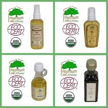 Large choice of Packaging Bottles for Argan oil
