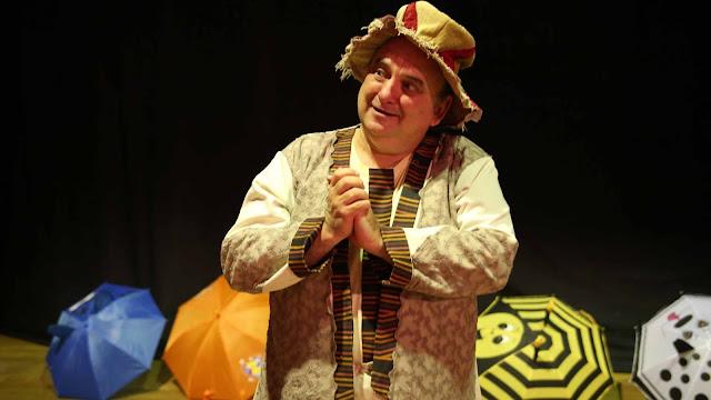 Peça teatral infantil faz divertido passeio por lendas urbanas e folclore brasileiro