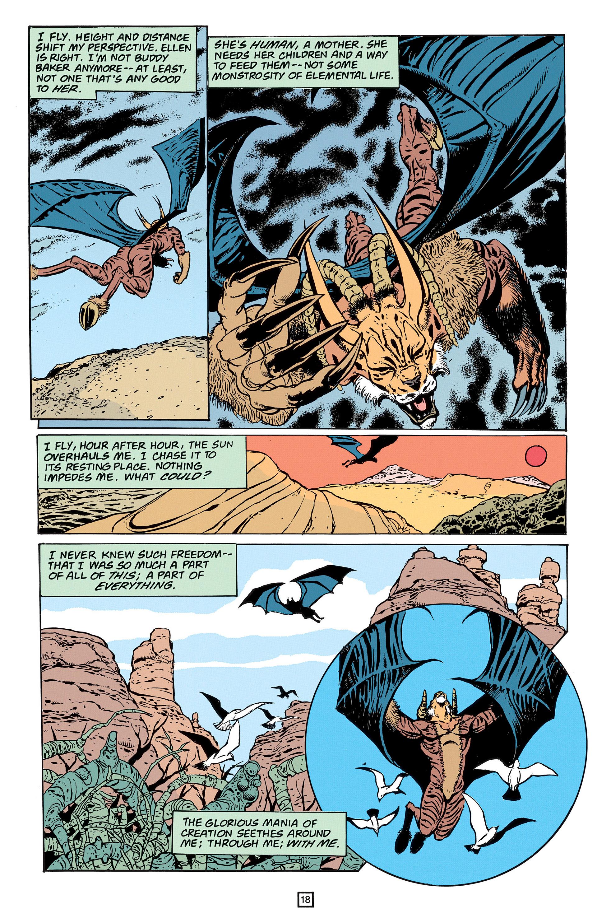 Read online Animal Man (1988) comic -  Issue #56 - 19