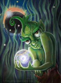 Fantasy Cover Art by Traci Van Wagoner