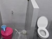 Menengok Fasilitas Kamar Mandi Rutan KPK, Toilet Tanpa Pintu, Bagaimana Jika Tahanan Sedang Mandi?