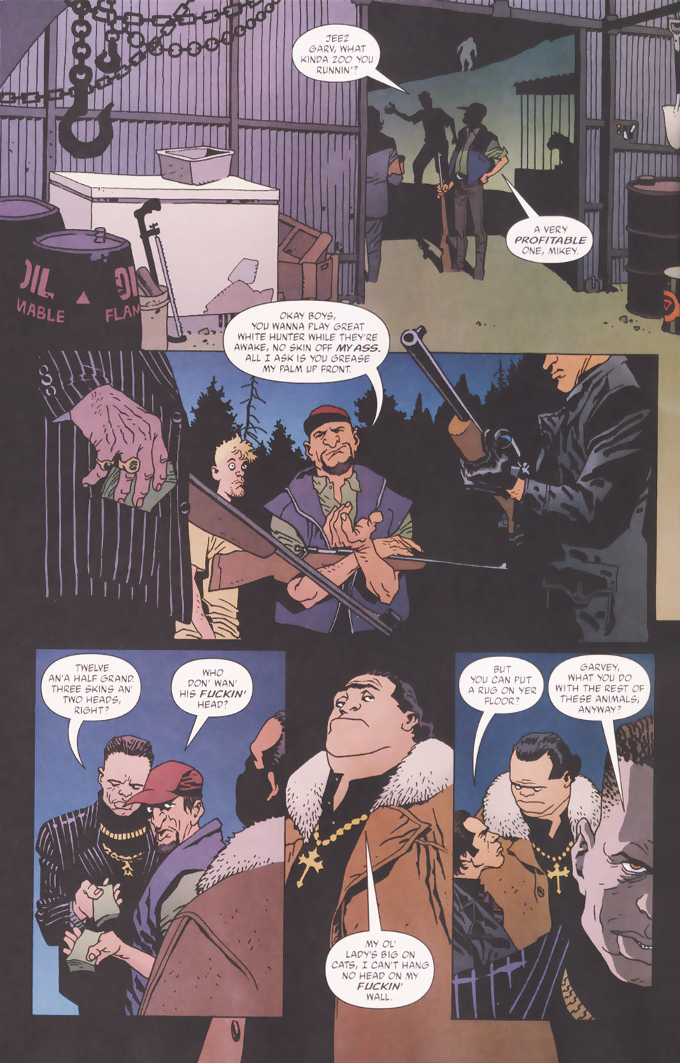 Read online 100 Bullets comic -  Issue #48 - 7