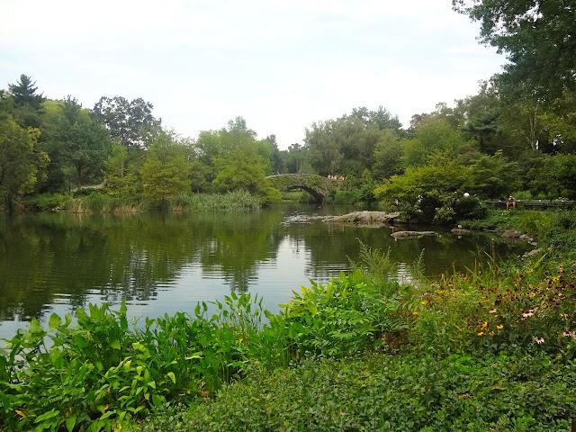 Parque Central (Central Park) em Nova York (EUA)