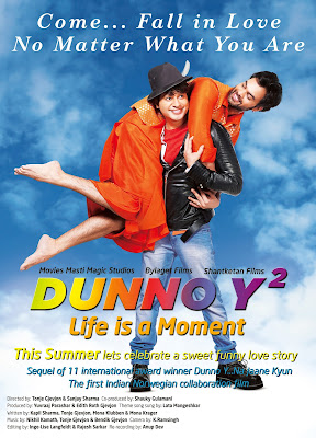 Dunno Y 2 2015 Hindi 480p WEBRip 300mb