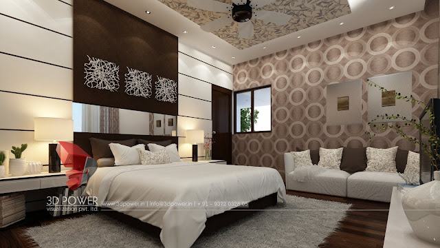Eye-capturing 3D Interior Rendering along with designing for your Dream Home.