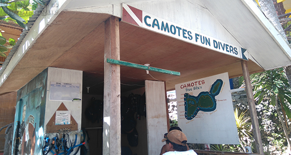 Camotes Fun Divers of Camotes Island