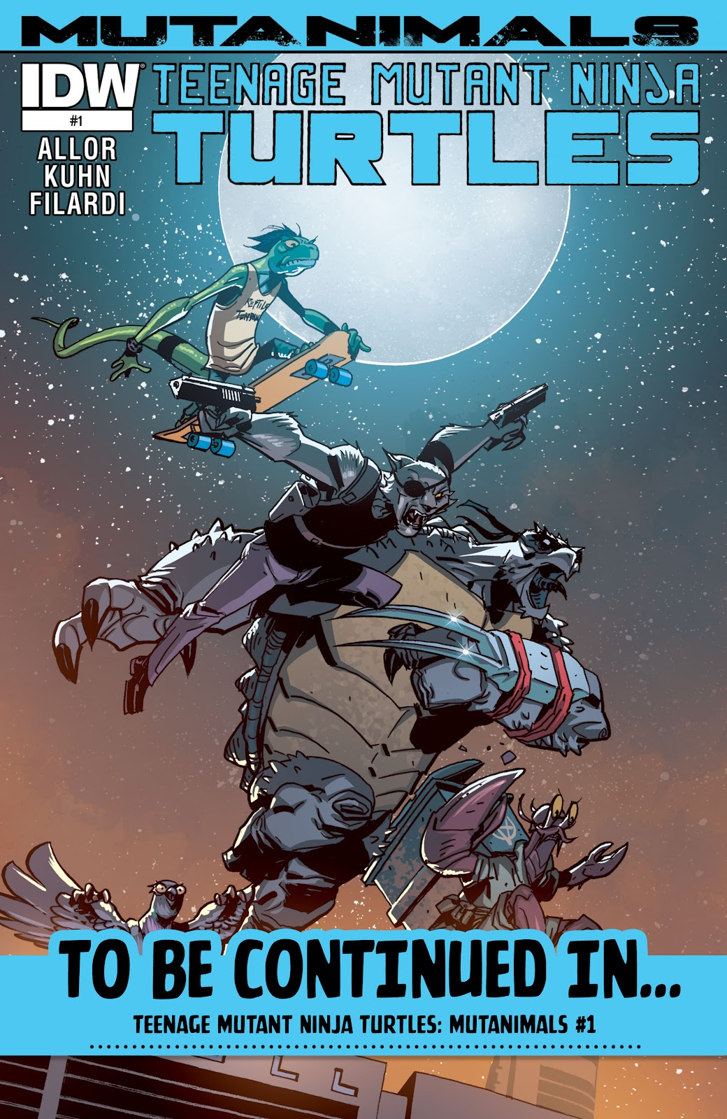 Read online Teenage Mutant Ninja Turtles (2011) comic -  Issue #103 - 32