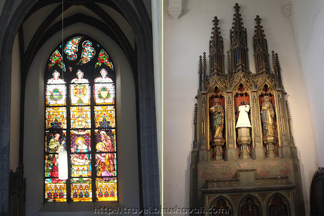 Eglise Sainte-Elisabeth de Mons