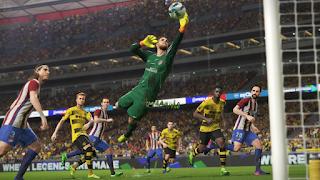 Update Pro Evolution Soccer 2018 Full Version November 2017