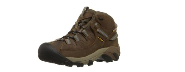 Women's KEEN Targhee II Mid WP Hiking Boot