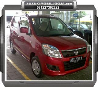 Karimun Wagon R Warna Merah 2