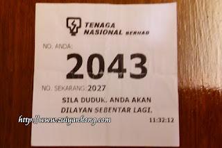 Malacca TNB