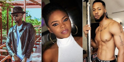 Chidinma reveals who she would marry, kiss & kill between Flavour, Davido and Kiss Daniel