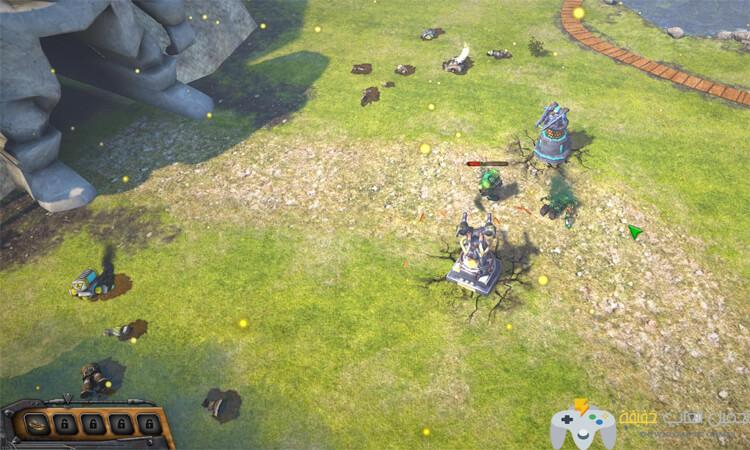 تحميل لعبة الحرب الجديدة Rush for Glory للكمبيوتر