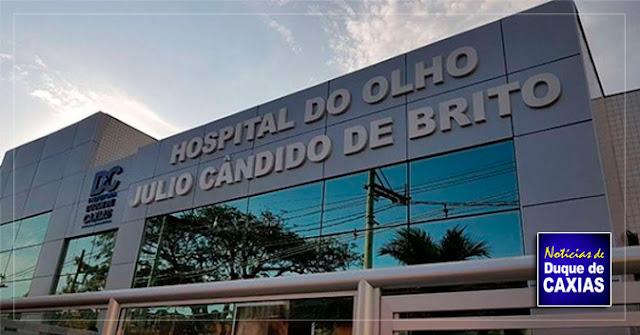 Hospital do Olho de Duque de Caxias completa um ano com confraternização