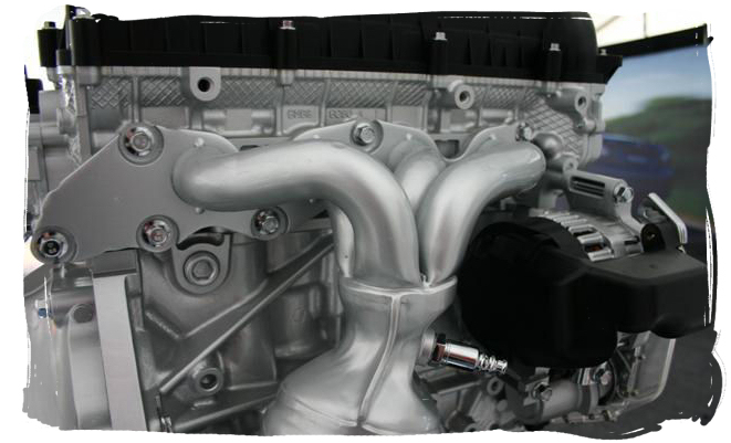 Roadster Blog: MX-5 Roadster NC Exhaust Manifolds