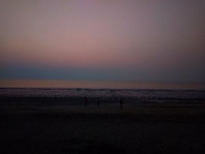 Dahanu Beach in Dahanu in Maharashtra