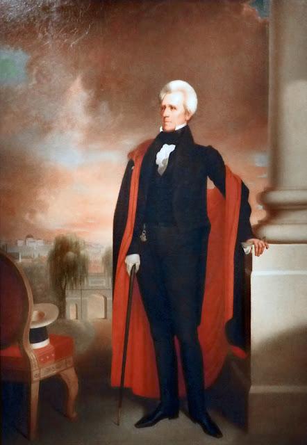 The Portrait Gallery Andrew Jackson