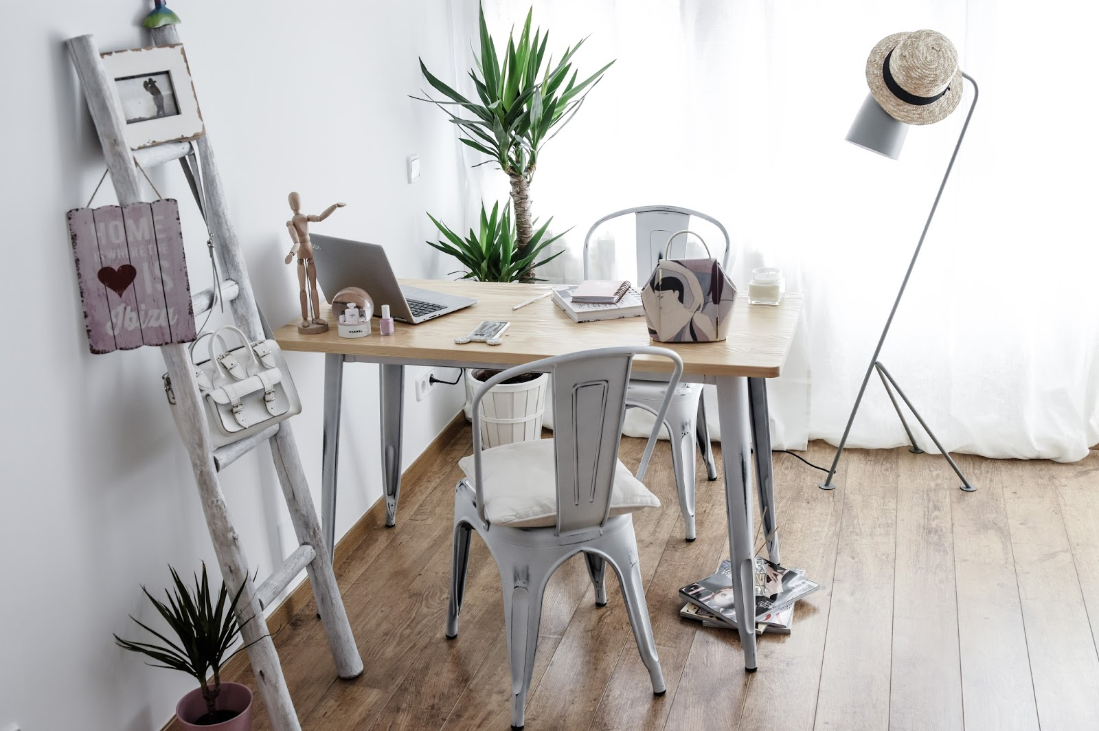 Deco Studio Sklum Industrial Style El Blog De Silvia Rodriguez  # Muebles Lifestyle
