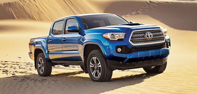 2018 Toyota Tacoma Review Design Performance