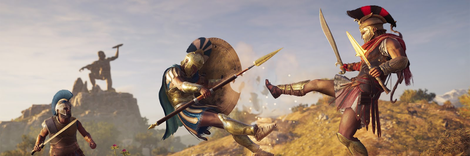 GDC 2019 Session: The Cutting Edge: Assassin's Creed Odyssey on Project Stream Image