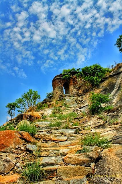 Narayanadurga Fort, Mandya, Karnataka