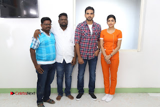 Nenjamellam Kadhal Tamil Movie Pooja Stills  0048.jpg