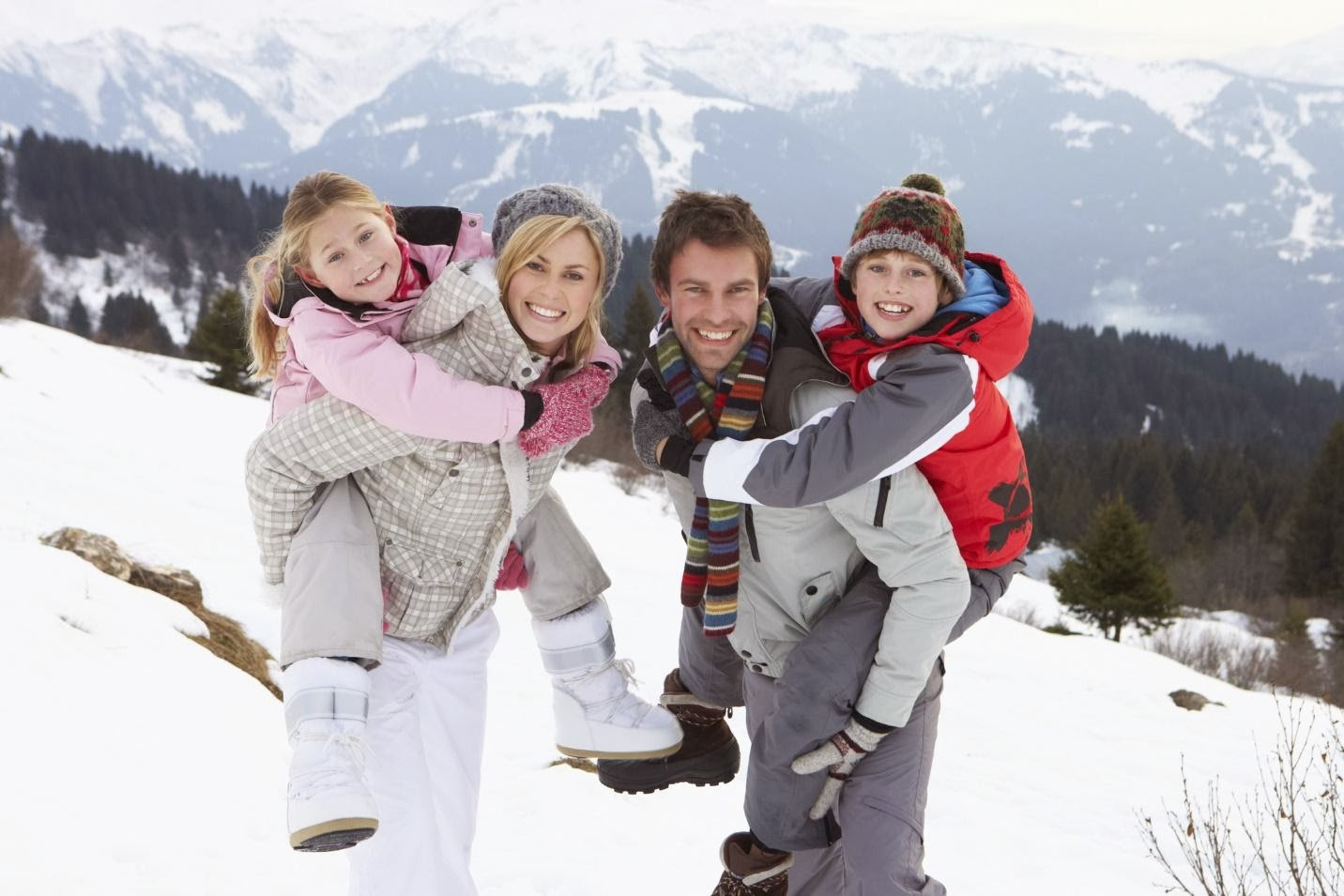 Travel-Tot: Top 5 Best Places For Your Family Vacation