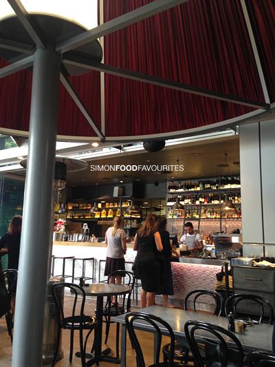 Simon food favourites mordeo bistro bar cbd sydney 26 for Food bar sydney