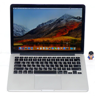 MacBook Pro Retina 13-inchi Late 2012 Second Di Malang