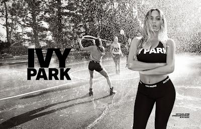 Ivy Park Promotional campaign featuring Beyoncé