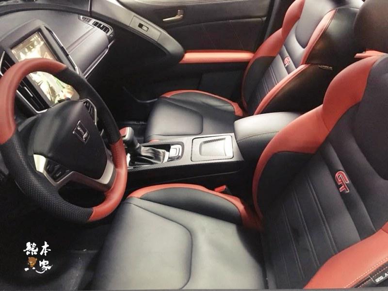 納智捷Luxgen U6 GT220|GT-R教父水野和敏調教性能車|今年底最有話題性的台灣國產汽車