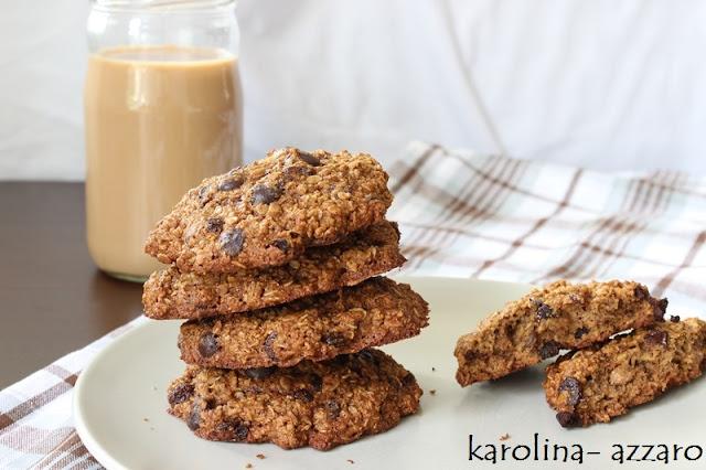 Raňajkové Cookies (s bielkami)