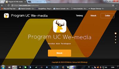 Daftar Di Uc News Cepat Di Approved / Terima