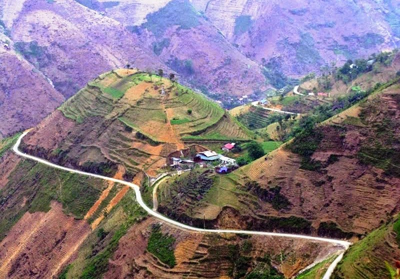 The beauty of Ha Giang Vietnam