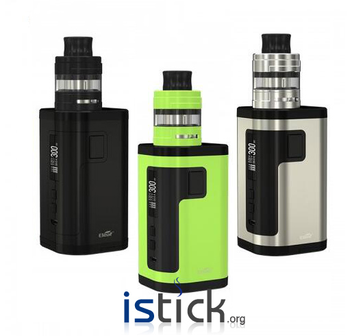Why I Am Saying That The Newly Launched Eleaf iStick Tria Kit Is Gonna To Be A Hit