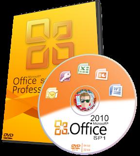 تحميل الحزمة المكتبية لشركة مايكروسوفت MICROSOFT OFFICE 2010