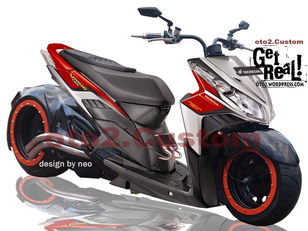 Modifikasi Motor Honda Vario Modifikasi Motor Terbaru