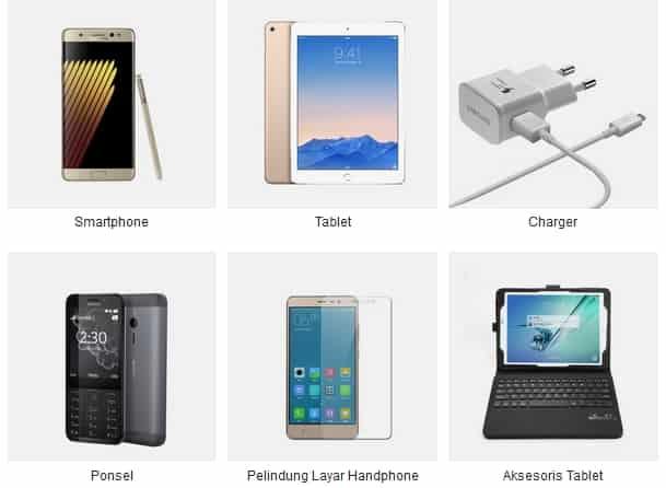 Handphone & Tablet - Harga, Review & Spesifikasi | Lazada