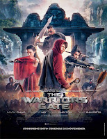 pelicula El Portal del Guerrero (Warriors Gate) (2016)
