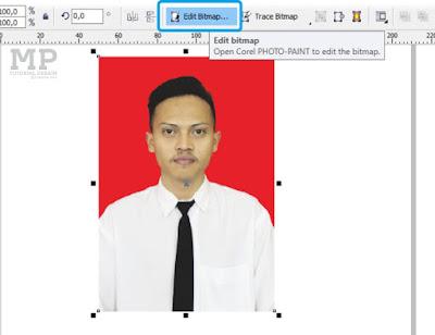 Klik Edit Bitmap