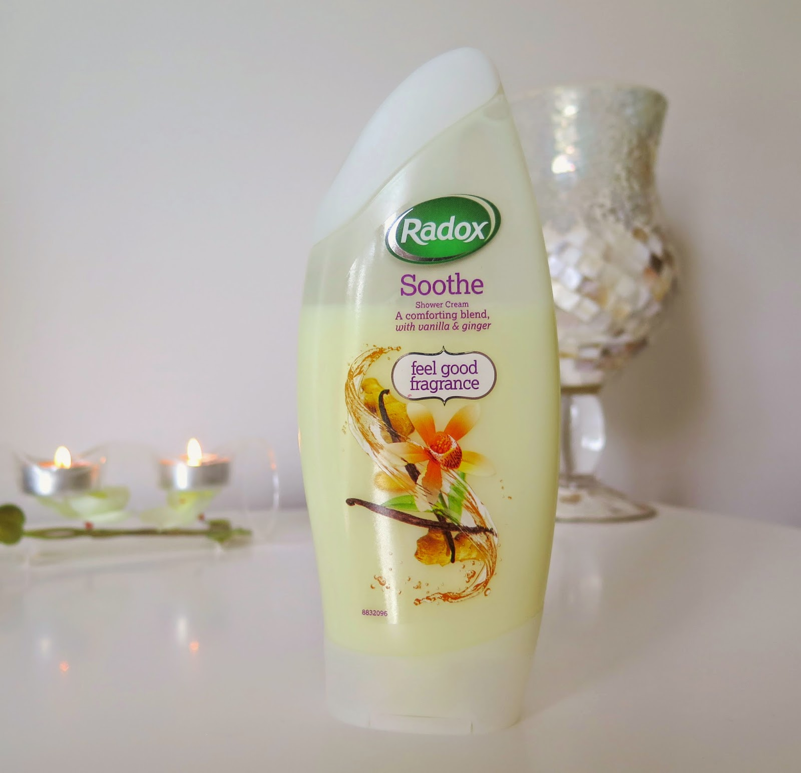 Radox soothe shower gel