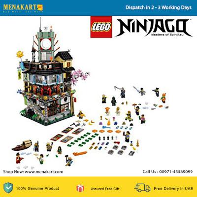 LEGO NINJAGO City (70620)